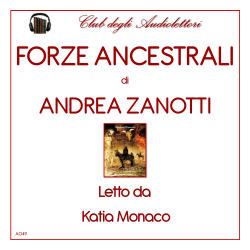 Forze Ancestrali Audiolibro in Download