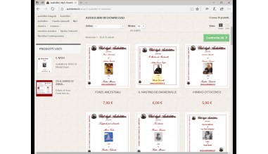 Video Tutorial su come scaricare un audiolibro